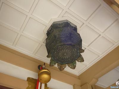 八角蝶足型吊灯籠