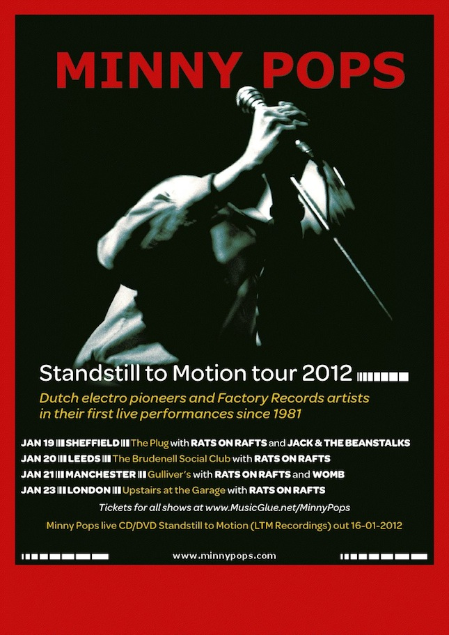23 Jan 2012 - Upstairs at The Garage, London