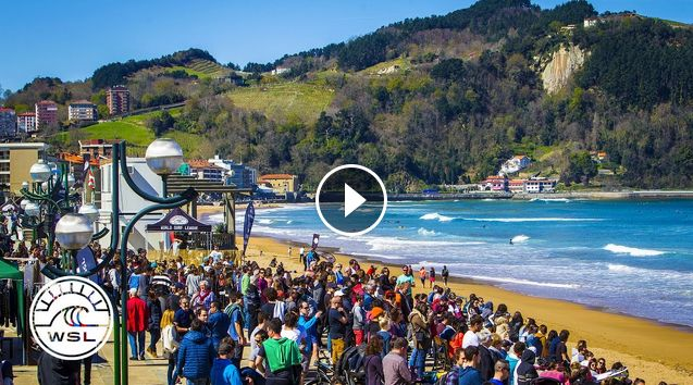 2017 Pro Zarautz Teaser Basque Country Comes Back to QS Main Stage