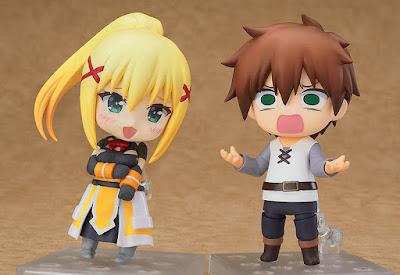 "Nendoroid Kazuma de ""Konosuba"" - Good Smile Company"