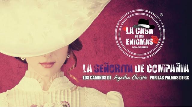 La ruta de Agatha Christie por Las Palmas de Gran Canaria