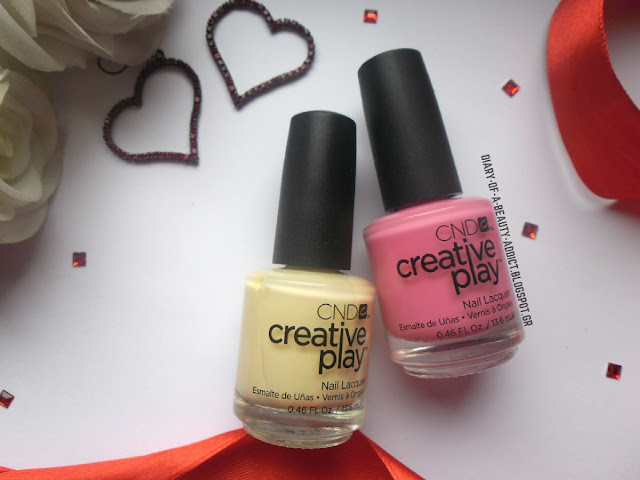CND Creative Play Nail Lacquer Sexy I Know It, CND Creative Play Nail Lacquer Bananas For You