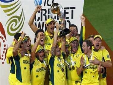 CRÍQUET - Copa Mundial 2015 (Australia). Final: Los australianos campeones del mundo