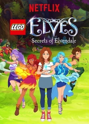 LEGO Elves - Segredos de Elvendale Torrent