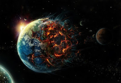 bumi hancur