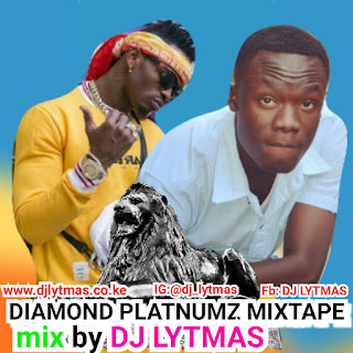 Diamond Platnumz Mix 2018 by DJ LYTMAS