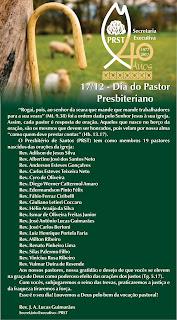 Presbitério de Santos (PRST)