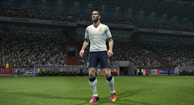 PES 2013 Italy 2016 GDB (2018 World Cup Qualifiers) Kits by BK-201