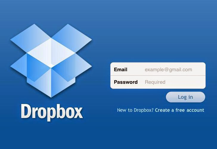 Nearly 7 Million Dropbox Account Passwords Allegedly Hacked