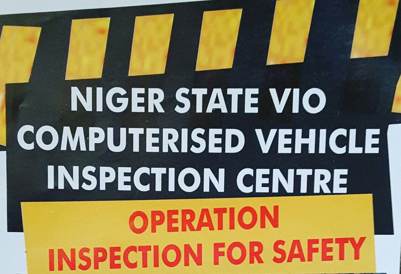 Niger state news the niger state computerised vehicle for Washington state motor vehicle emission inspection station