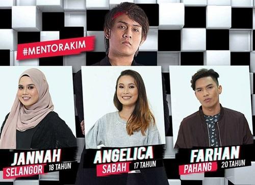 biodata Farhan peserta Mentor Milenia 2017 TV3, Mohd Farhan Mohd Mustapha, biodata Mentor Milenia 2017 Farhan protege akim, profil dan latar belakang Farhan Mentor Milenia 2017