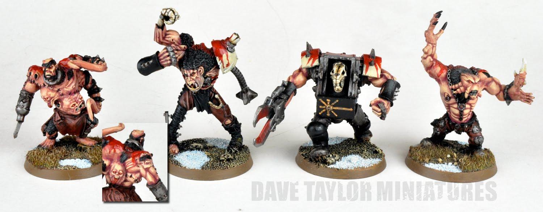Toycutter Warhammer 40k Khorne Army