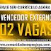 VENDEDOR EXTERNO, 02 VAGAS PARA EMPRESA DE PRODUTOS DE LIMPEZA