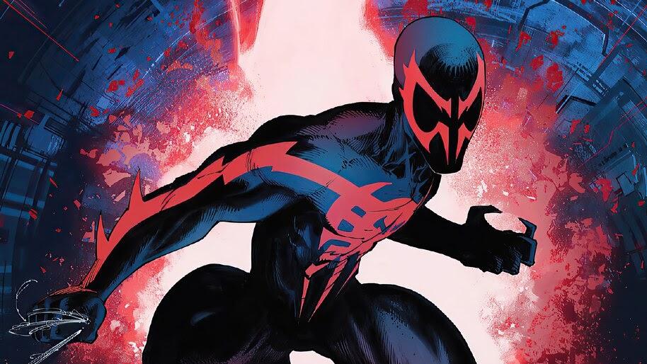 Spider-Man 2099,, Superhero, 4K, #6.2413