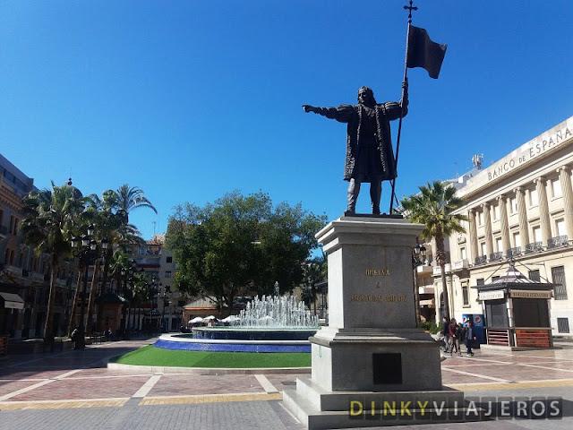 Plaza de las Monjas Huelva