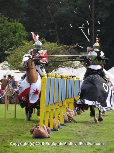 Medieval Festival at Herstmonceux Castle