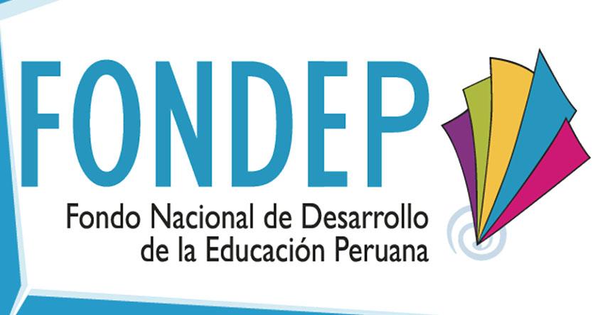 FONDEP firmó convenio de cooperación insterinistucional con Enseña Perú - www.fondep.gob.pe