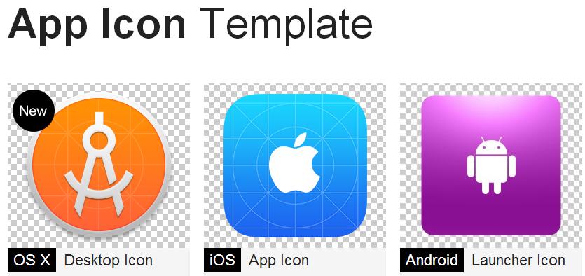 Crea y aprende con laura app icon template aplicaci n - App para disenar ...