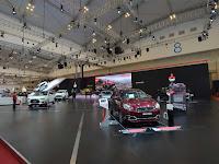 KTB Mitsubishi Motors Bukukan Pesanan 1.917 unit Kendaraan di GIIAS 2016