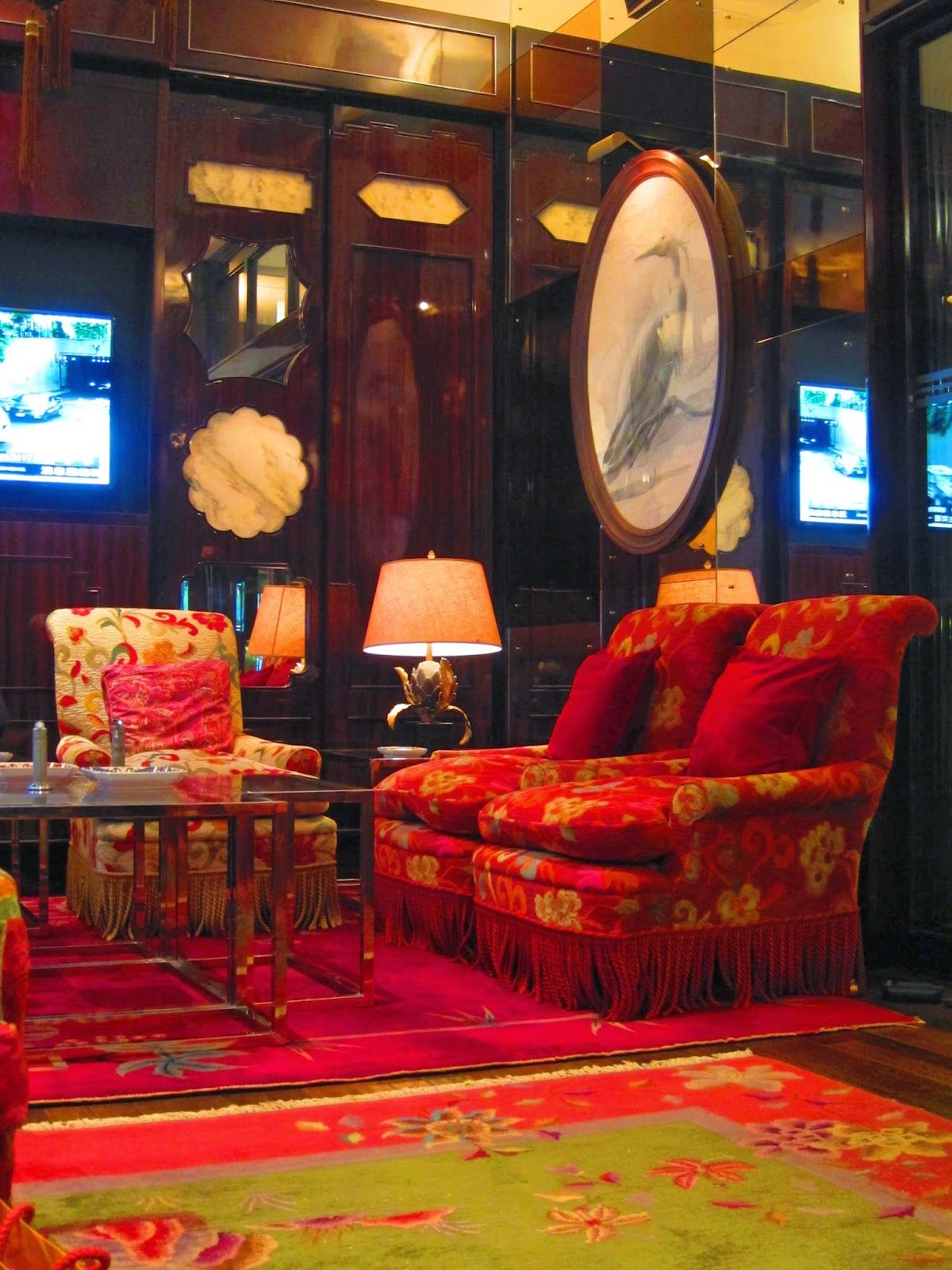 décoration chine luxe