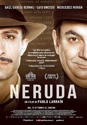 Neruda Luis Gnecco Gael Garcia Bernal