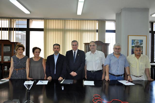 Το Σταυρίτεν θ'αρχινούν μαθήματα «Ποντιακής διαλέκτου» σο Πανεπιστήμιον Μακεδονίας