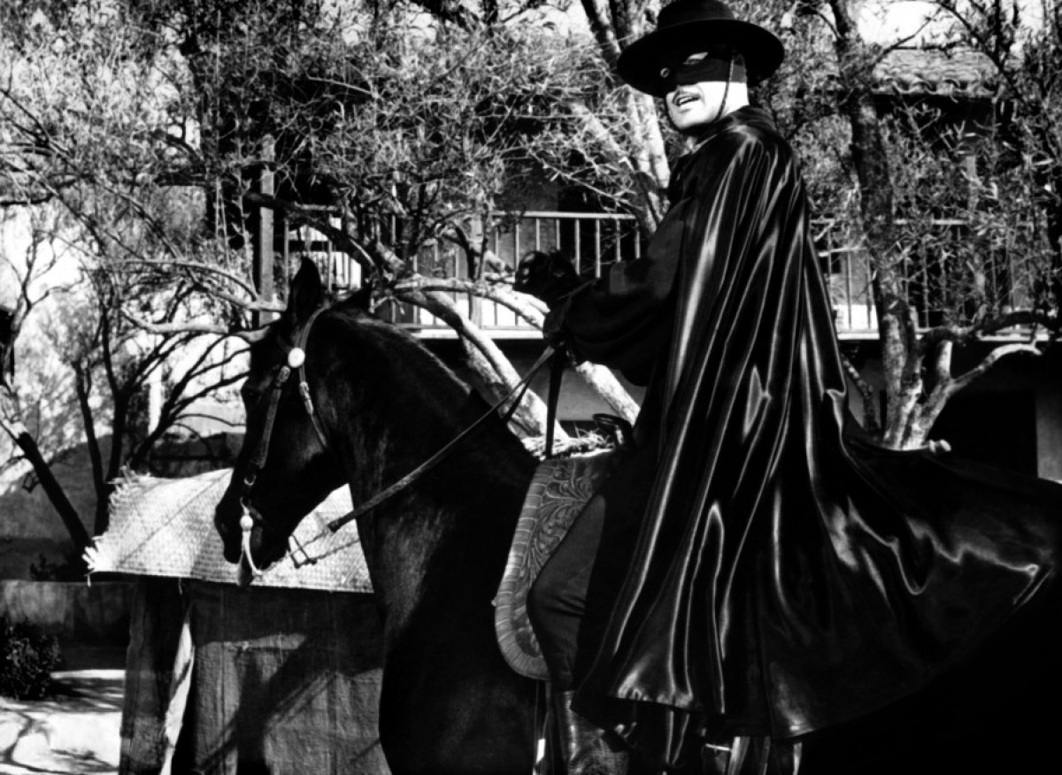 Zorro Serie