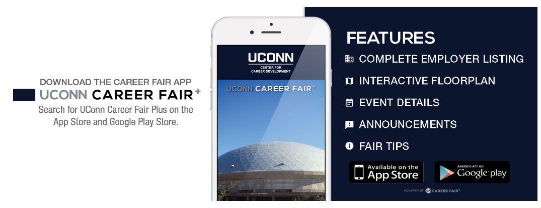 Reflections on uconn 39 s spring career fair sehnsucht - Uconn center for career development ...