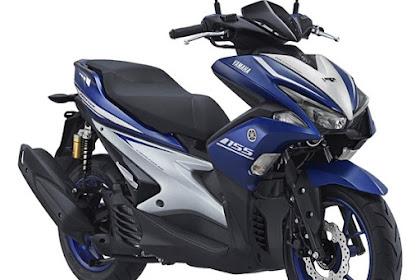 Harga Yamaha Aerox 155 VVA