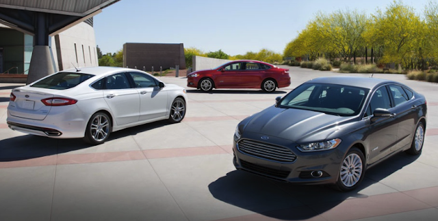Ford Fusion Hybrid Review and Test Driver Full Review