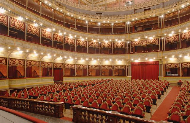 Teatro Teatro del Libertador San Martin em Córdoba, Argentina