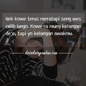 Gambar DP BBM Sedih Bahasa Jawa