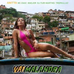 Baixar Vai Malandra - Anitta ft. Mc Zaac Mp3