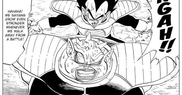 Dragon Ball o que é Zenkai