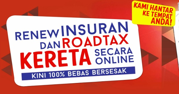 Harga roadtax dan insuran