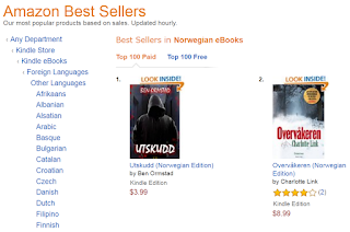 https://www.amazon.com/Utskudd-Norwegian-Ben-Ormstad/dp/8299959586/