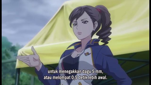 Dive!! Episode 05 Subtitle Indonesia