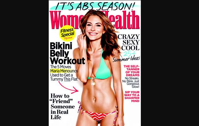 Maria Menounos women health