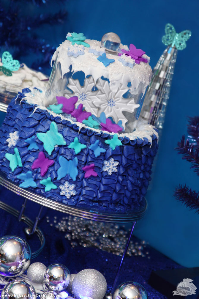The Creative Orchard Celebrate Winter Butterfly Birthday