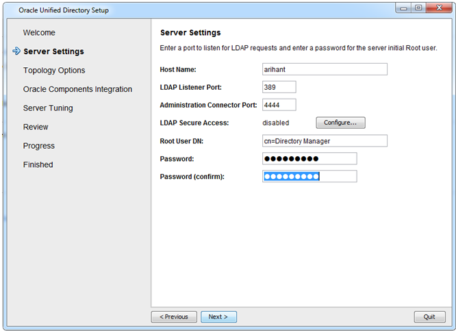 Cloud and Mobile Security: OIM 11G R2 PS3 Lab 2: Oracle