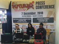 GSWI (G-Shock Warrior Indonesia) Presentes Lampung Community Festival