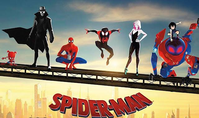 Spiderman: Un nuevo universo, crítica, Los Lunes Seriéfilos