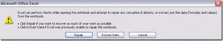 How to Repair Corrupted Excel Files, Repair Corrupted Excel Files,