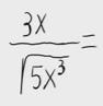 44.Racionalización (Sin sumas o restas de raíces en denom.)