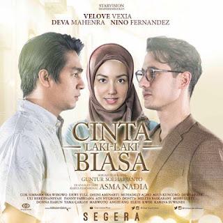 Download Film Cinta Laki-Laki Biasa (2017) DvdRip