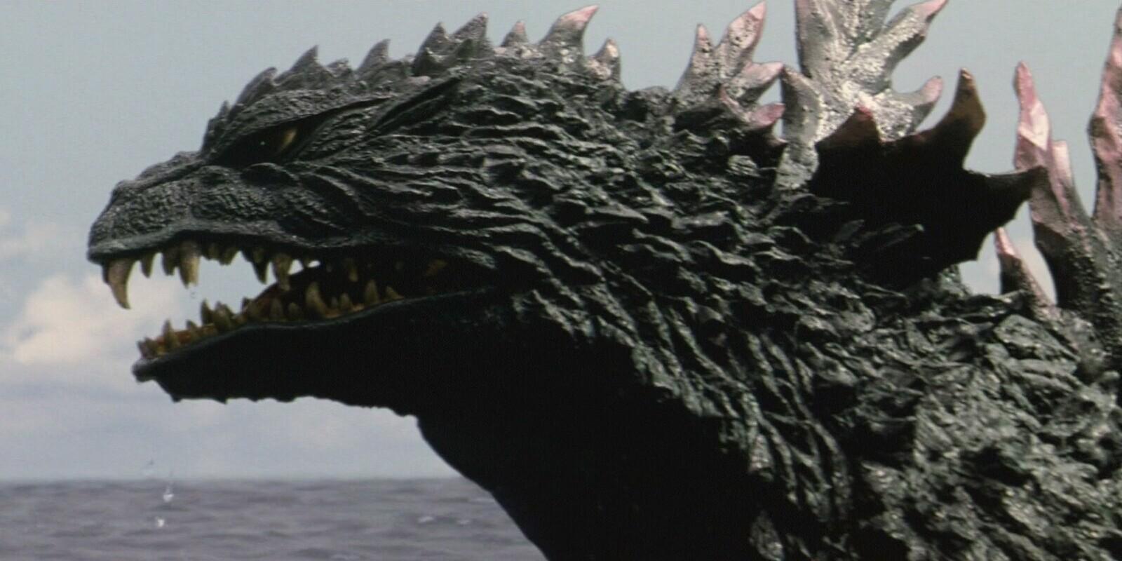 Film Fan: Godzilla vs  Megaguirus (4½ Stars)