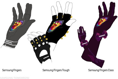 Samsung Fingers Variations