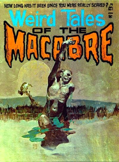 WEIRD TALES OF THE MACABRE #1