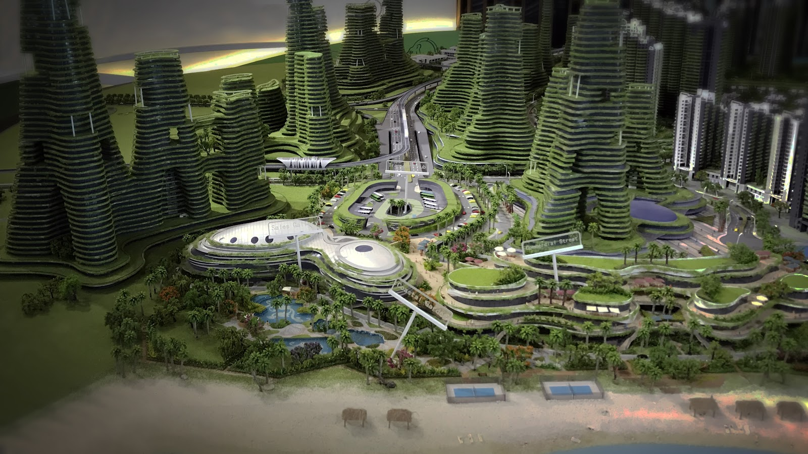 Urban Forest Design Singapore