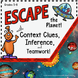ESCAPE ROOMS/BREAKOUTS Your kids are trapped forever, unless they can use critical thinking, problem-solving skill to set themselves free!